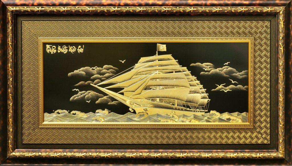 Thuận buồm xuôi gió (100×190 cm)