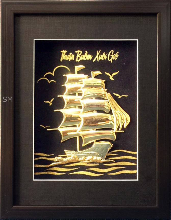 Thuận buồm xuôi gió (25x32cm)