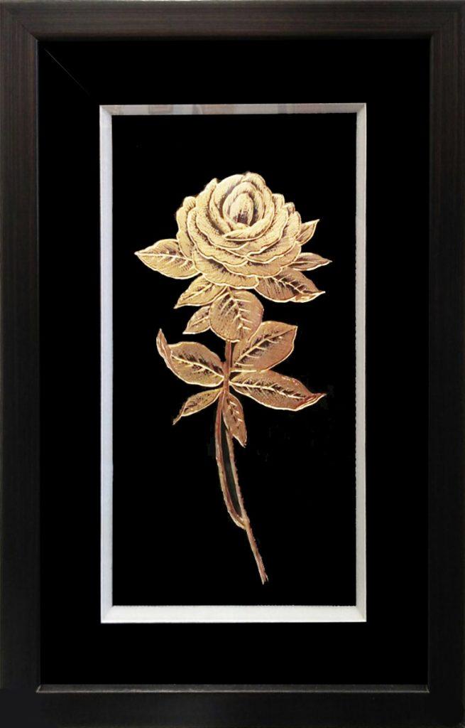 Hoa hồng (28×38 cm)
