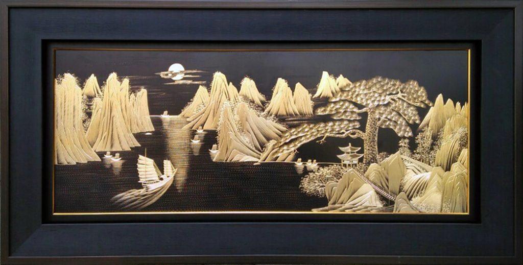 Hảo Khí Sinh Tài (62x122cm)