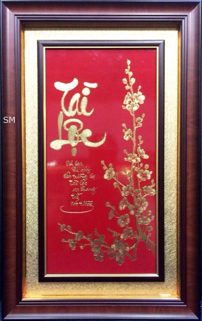 Tài Lộc ( 51×81)