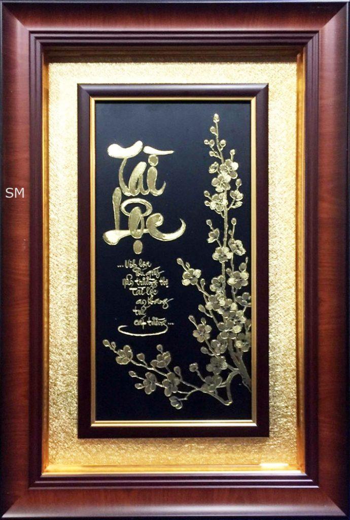 Tài Lộc (41x61cm)