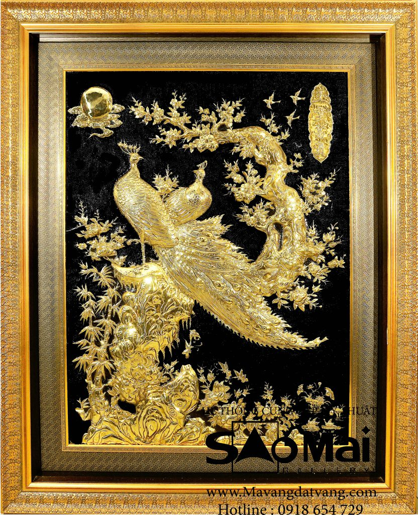 Vinh Hoa Phú Quý (100x140cm)