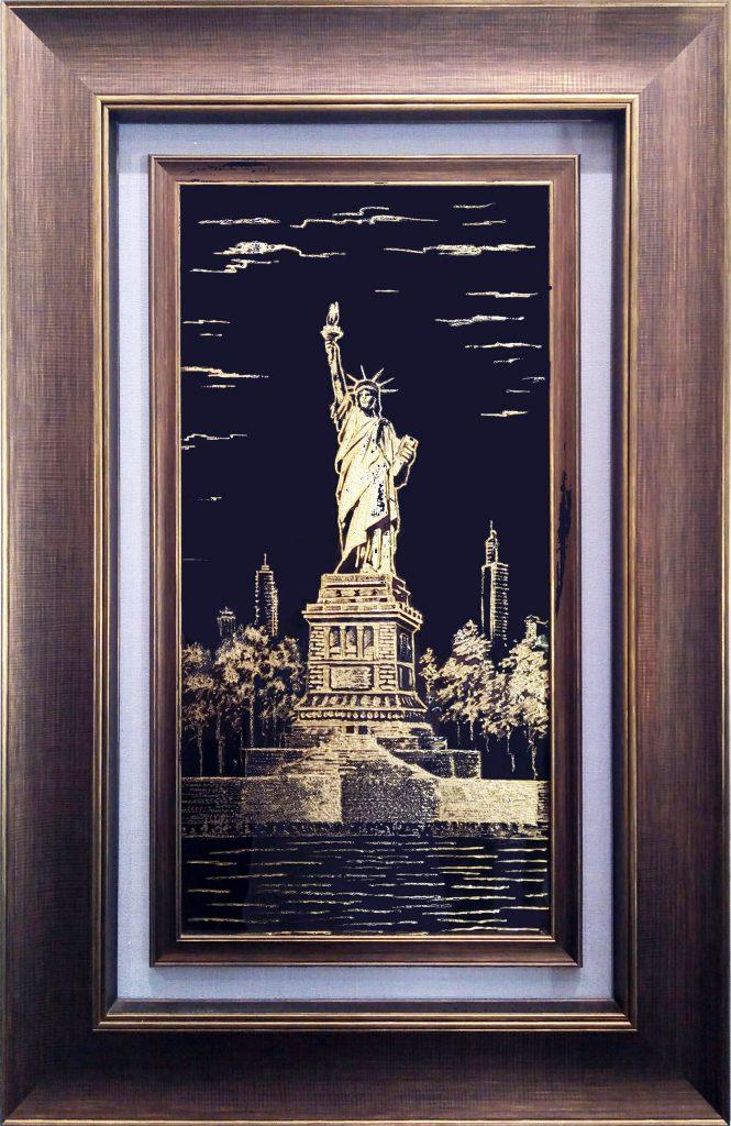Nữ Thần Tự Do (57x86cm)