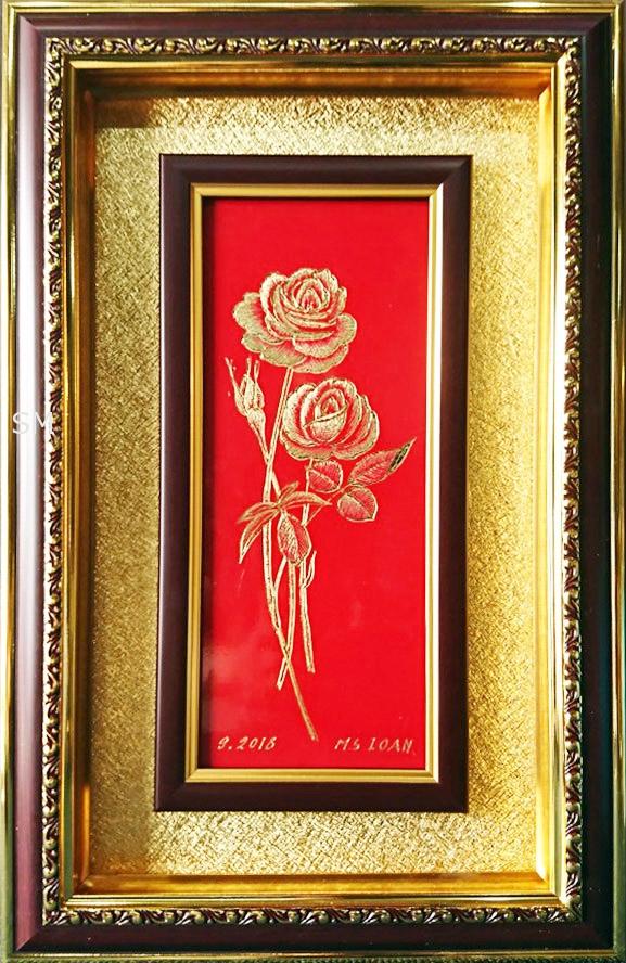 Hoa hồng (41x61cm)