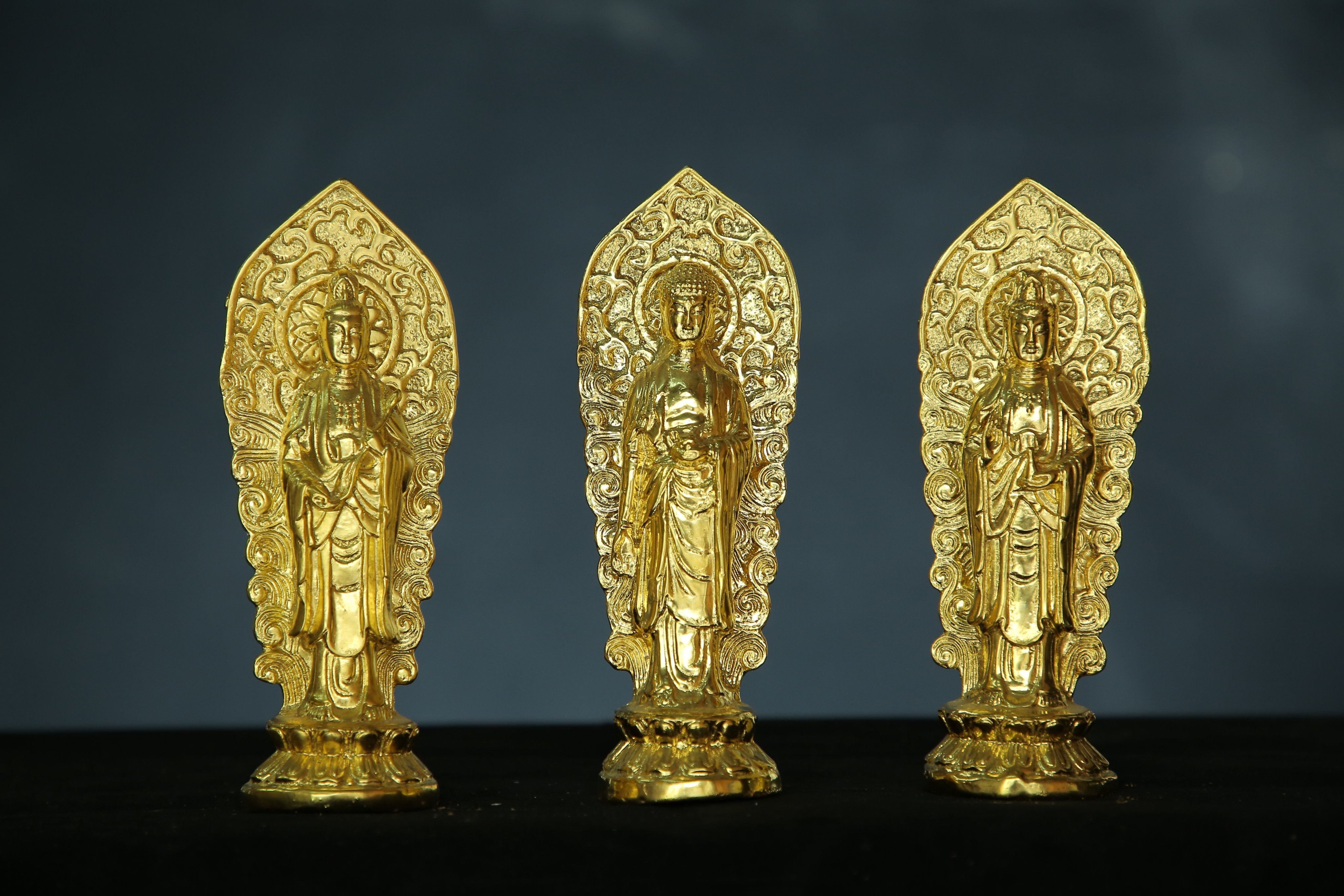 (đúc đồng Mạ vàng Sao Mai) Làng đúc đồng Phước Kiều - Làng đúc hàng trăm năm tuổi ở Quảng Nam