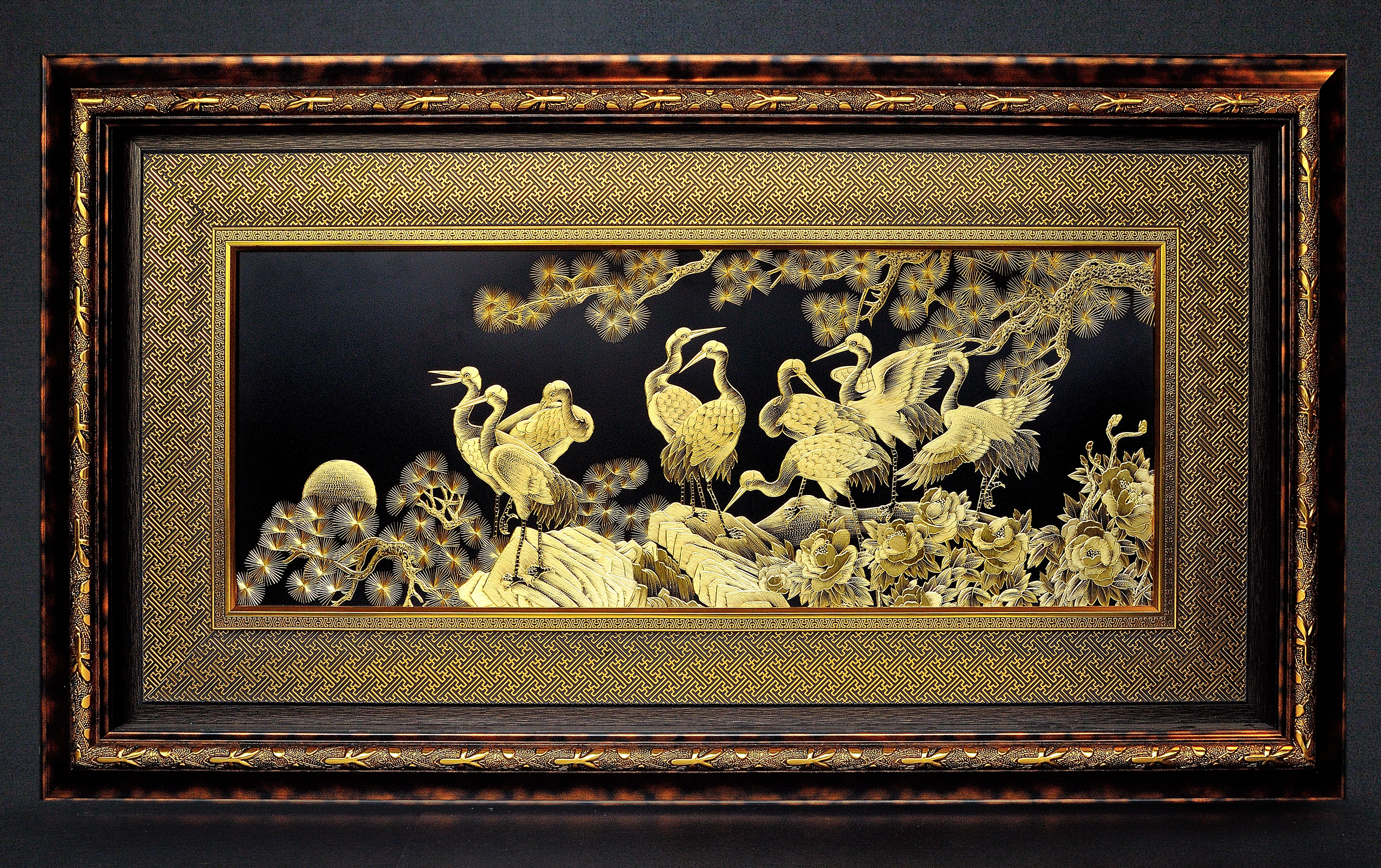 Làng nghề đúc đồng truyền thống ở vùng đất Thanh Hóa - Mạ vàng Sao Ma