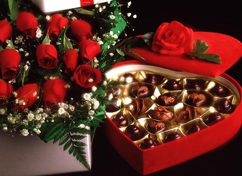 Qua Valentine truyen thong