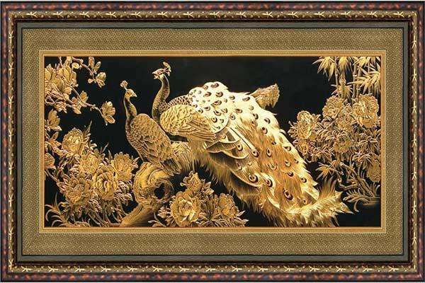 Tranh Phồn Vinh Thịnh Vượng (80x140cm)