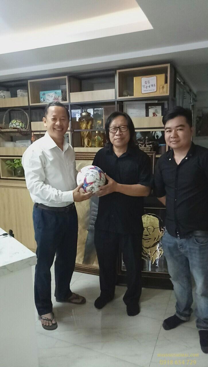 Chân Dung HLV Park Hang Seo Do Nghệ Nhân Phạm Hoàng Điệp Điêu Khắc