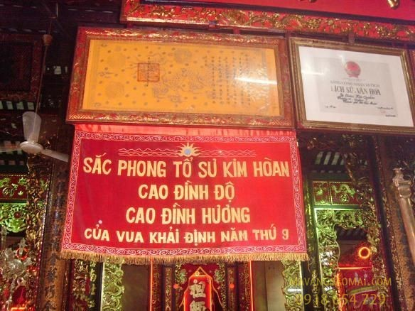 nghề kim hoàn Việt Nam