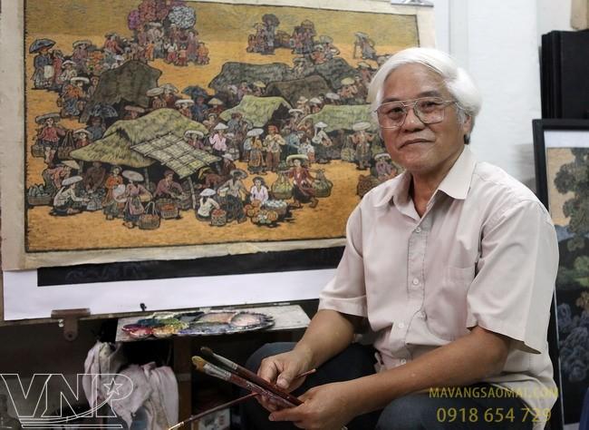 Tranh khắc Việt Nam