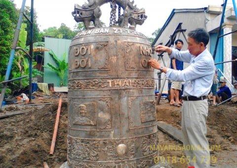 Làng đúc đồng Phước Kiều - Làng đúc hàng trăm năm tuổi ở Quảng Nam