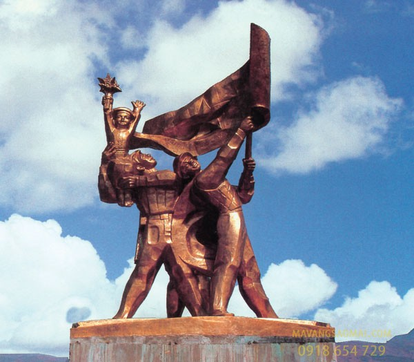 Nhà điêu khắc Nguyễn Hải - Nhà điêu khắc hàng đầu của nền mĩ thuật hiện đại Việt Nam