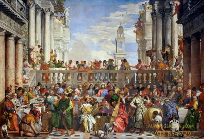 Vài nét về nền hội họa thời kỳ Phục Hưng