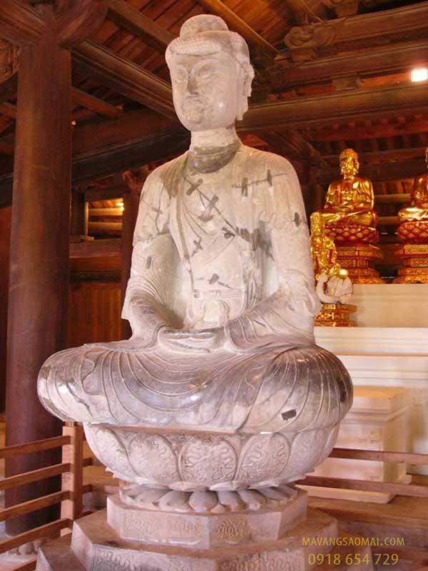 """Chiêm ngưỡng pho tượng được mệnh danh """"quý nhất"""" của Việt Nam"""