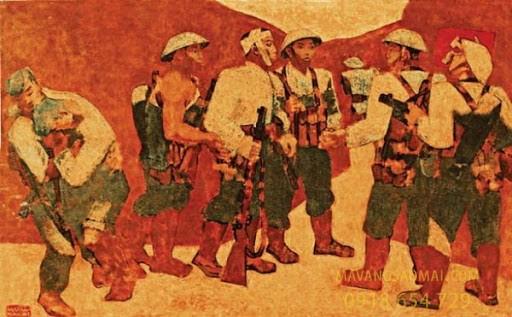 Vài nét về Nguyễn Sáng - Danh họa lớn của nền hội hội họa Việt Nam