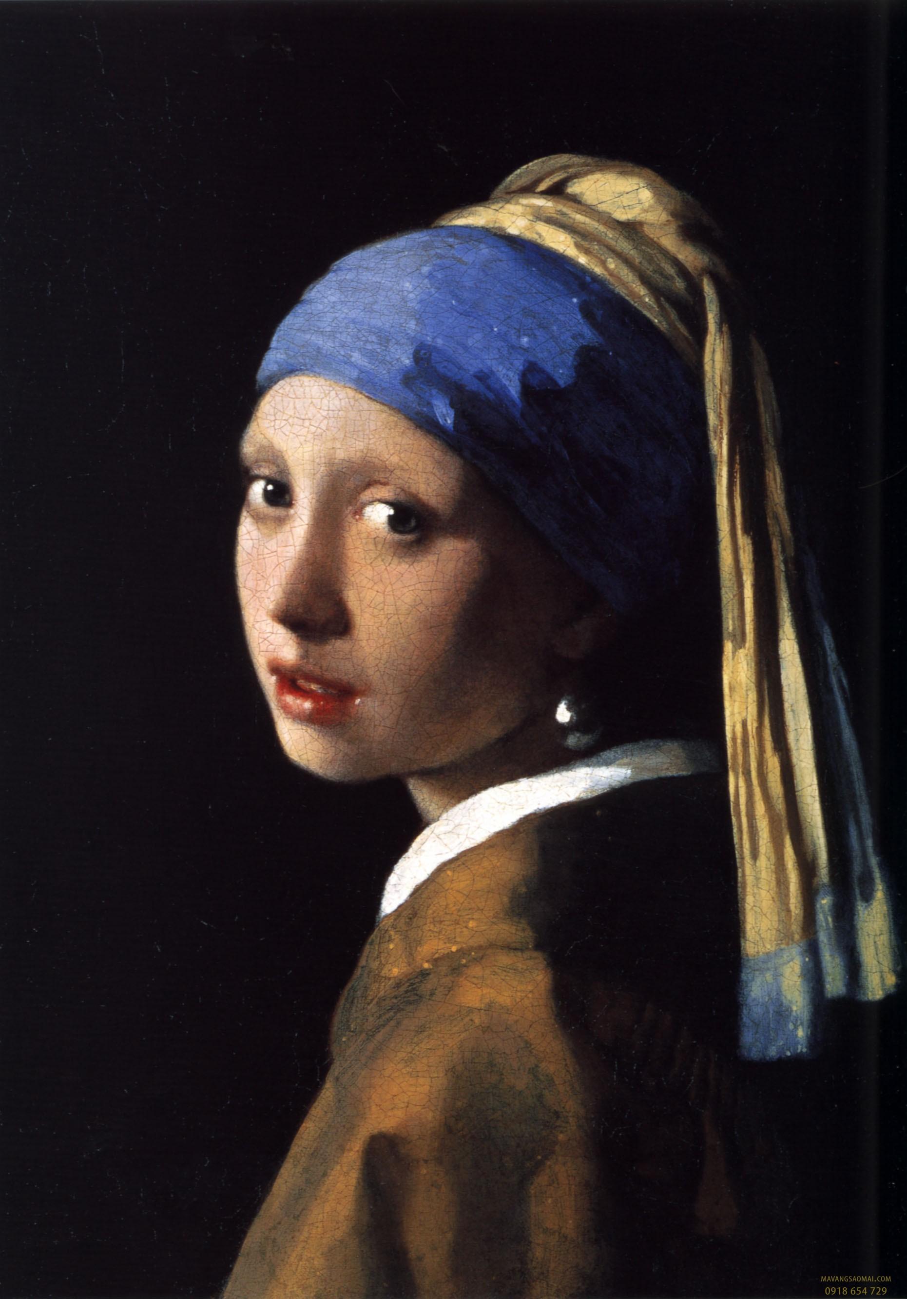 Những bức tranh chân dung nổi tiếng trên thế giới
