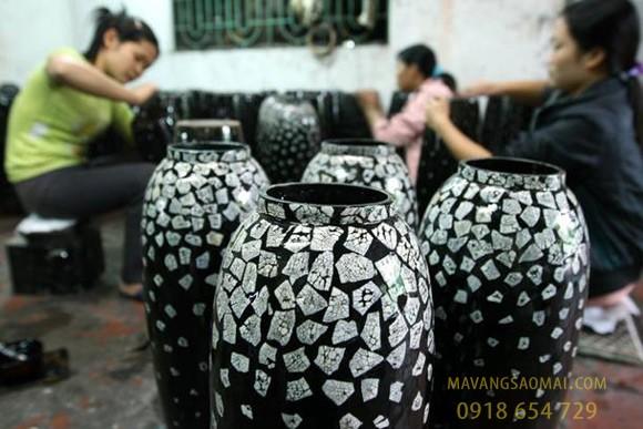 Những làng nghề làm tranh sơn mài truyền thống tại Việt Nam
