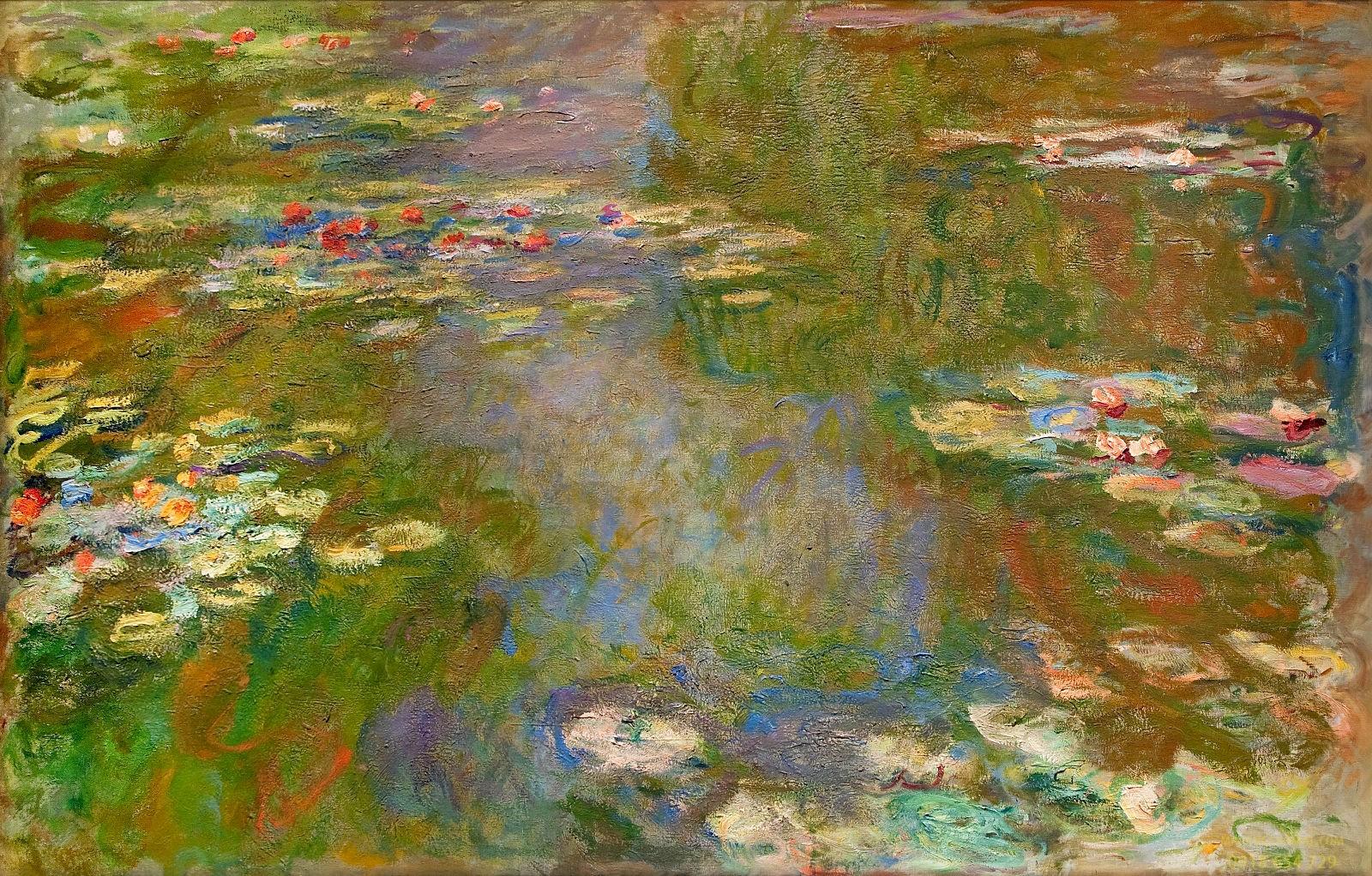 Những bức tranh tranh sơn dầu phong cảnh nổi tiếng nhất mọi thời đại