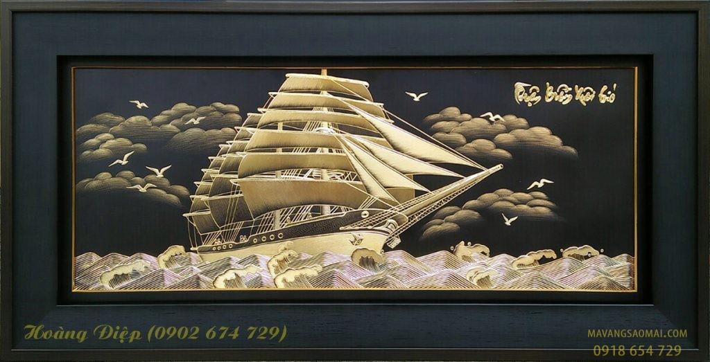 Thuận Buồm Xuôi Gió  (70×130 cm)