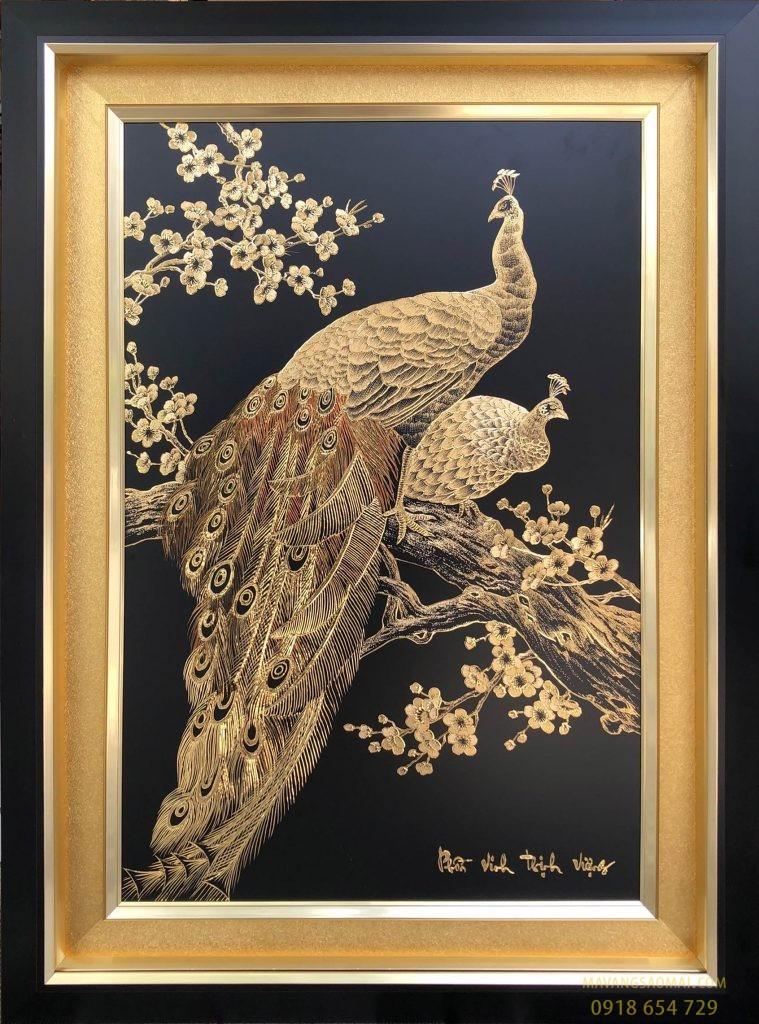Phồn vinh thịnh vượng (85×115 cm)