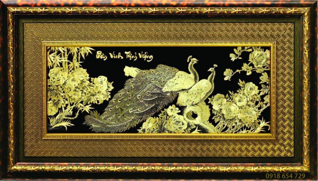 Phồn vinh thịnh vượng (100×190 cm)