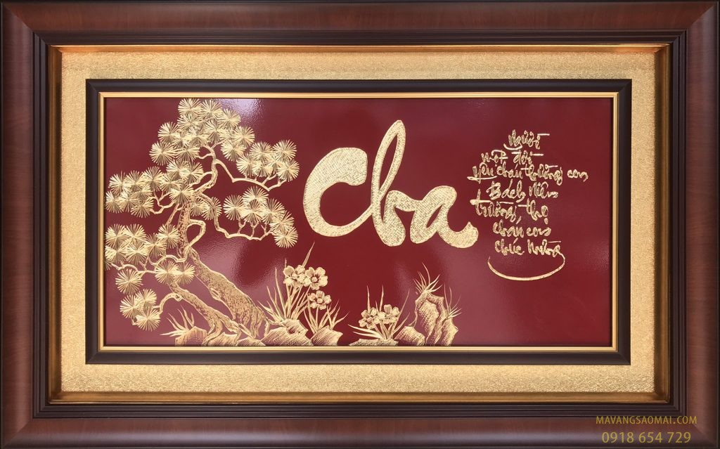 Cha (52×82 cm)