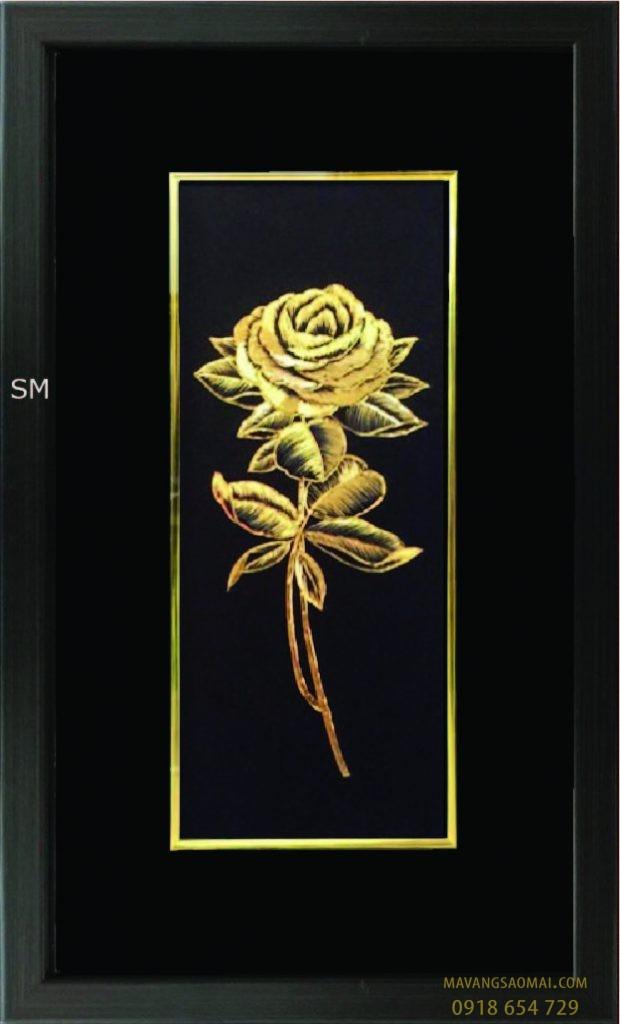 Hoa hồng (20×40 cm)