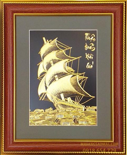 Thuận buồm xuôi gió (20×30 cm)