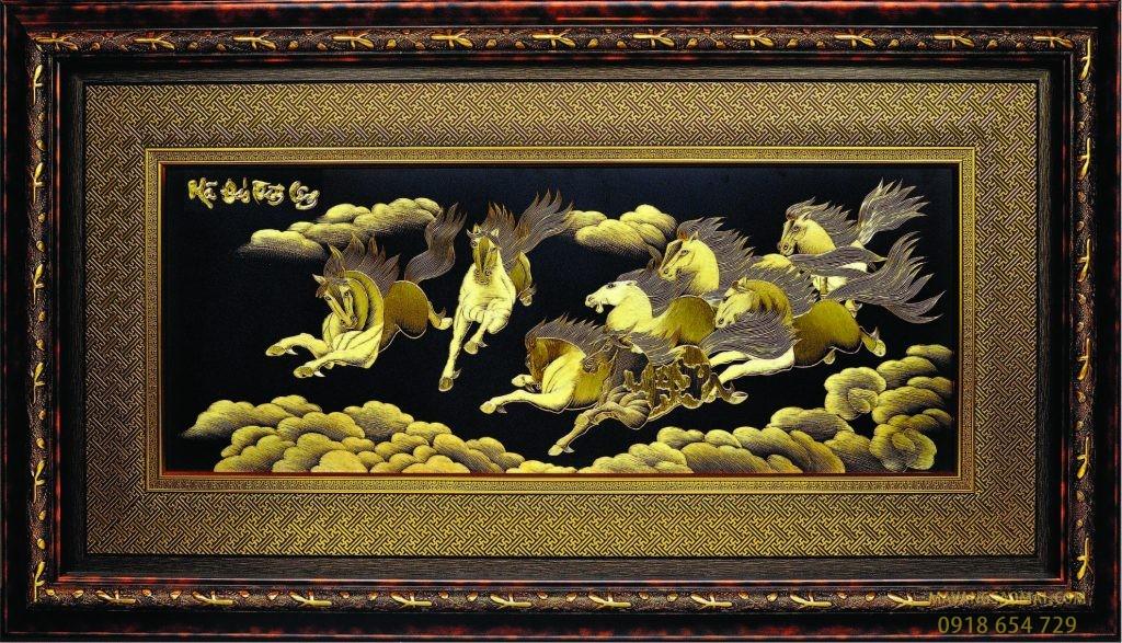 Mã đáo thành công (80×140 cm)